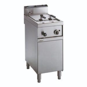 Φριτέζα ζυμαρικών αερίου με κλειστή καμπίνα (Pasta Cooker) WHIRLPOOL ADN 640