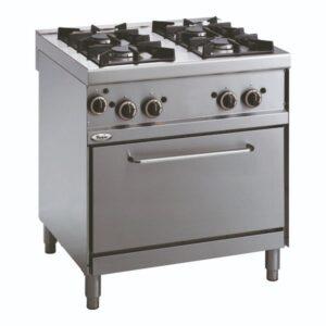 Κουζίνα αερίου WHIRLPOOL ADN 604