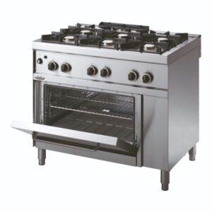 Κουζίνα αερίου WHIRLPOOL ADN 610