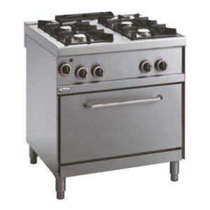 Κουζίνα αερίου WHIRLPOOL ADN 671