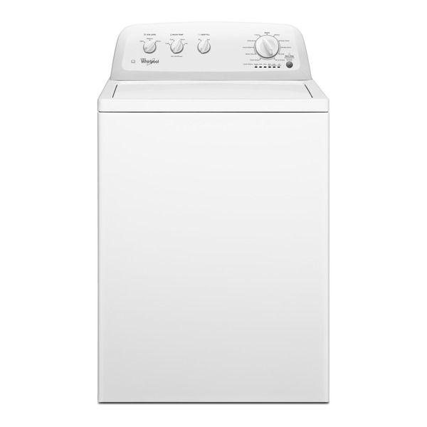 Πλυντήριο ρούχων άνω φόρτωσης WHIRLPOOL 3LWTW4705FW