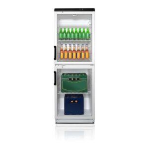 Δίπορτο ψυγείο βιτρίνα WHIRLPOOL ADN 230/2