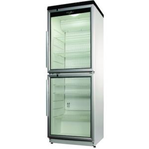 Δίπορτο ψυγείο βιτρίνα WHIRLPOOL ADN 230/1