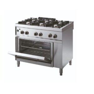 Κουζίνα αερίου WHIRLPOOL ADN 613