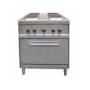 Κουζίνα ηλεκτρική WHIRLPOOL ADN 614